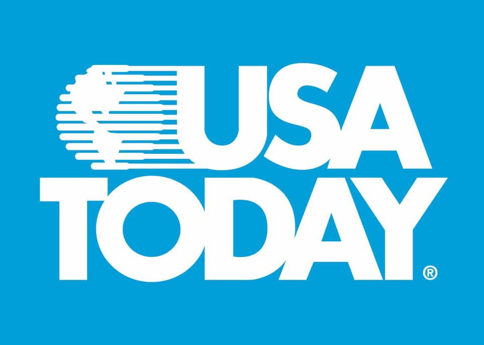 As seen in USA TODAY