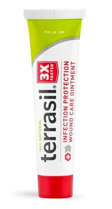 terrasil wound care