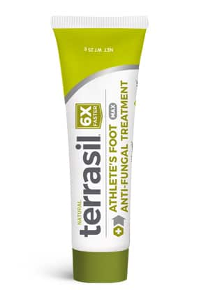 terrasil Athletes Foot Ointment